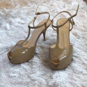 Giuseppe Zanotti Patent Leather Heels
